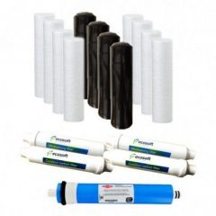 Ecosoft Reverse Osmosis 2-Year Bundle Pack (for Ecosoft 6 Stage Systems - RO6)