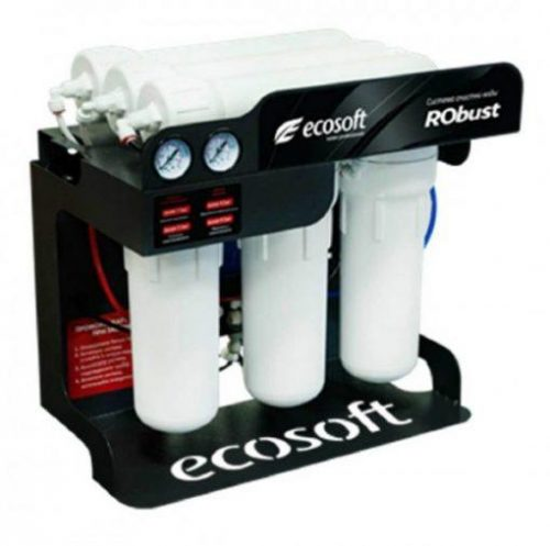 Ecosoft RObust 60 L/HR Direct Flow Reverse Osmosis System