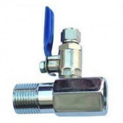 RO 1/2″ Feed In Valve for 1/4″