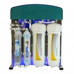 BMB-NOVA Pro Direct Flow 9 Stage Reverse Osmosis Under Sink Water Filter System
