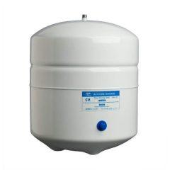 RO White metal tank 3.2 gallons