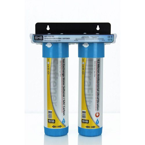 BMB Zada Pro Under Sink Inline Water Filter System (Ultrafiltration)